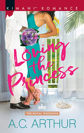 Loving the Princess by A.C. Arthur
