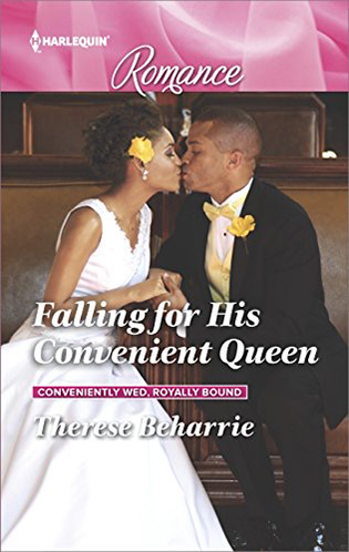 Falling for His Convenient Queen by Therese Beharrie