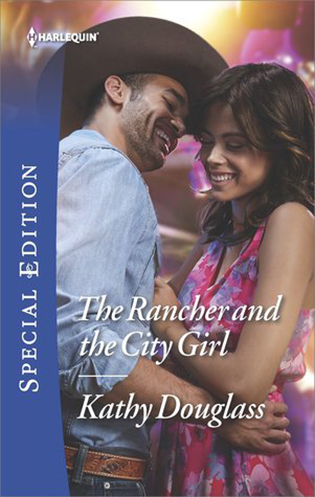The Rancher and the City Girl by Kathy Douglass