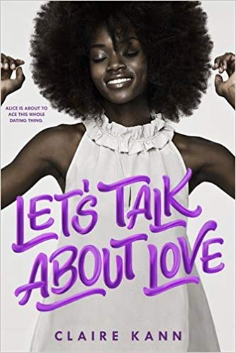 Let't Talk About Love by Claire Kann