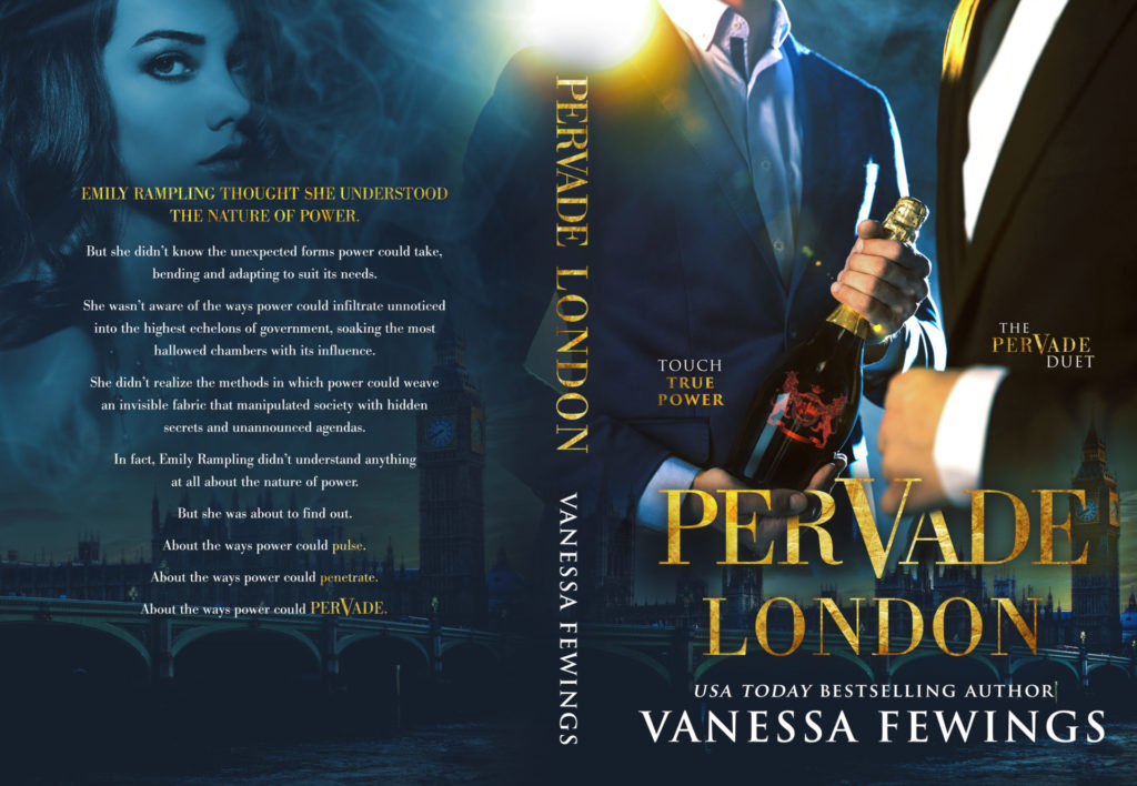 Pervade London by Vanessa Fewings