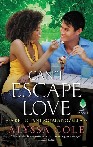 Can't Escape Love by Alyssa Cole