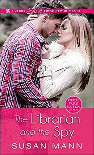 The Librarian and the Spy by Susan Mann