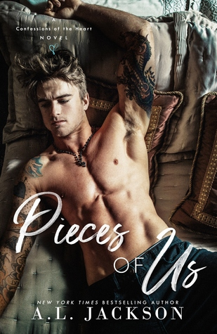 Pieces of Us by A.L. Jackson