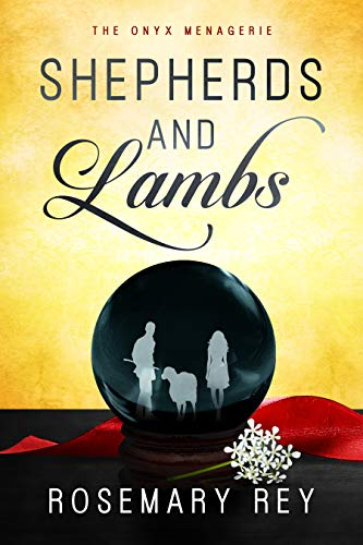 Shepherds and Lambs by Rosemary Rey