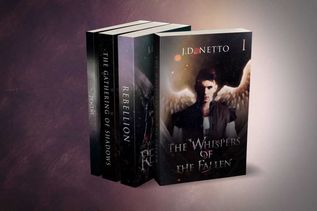 The Whispers of the Fallen by J. D. Netto