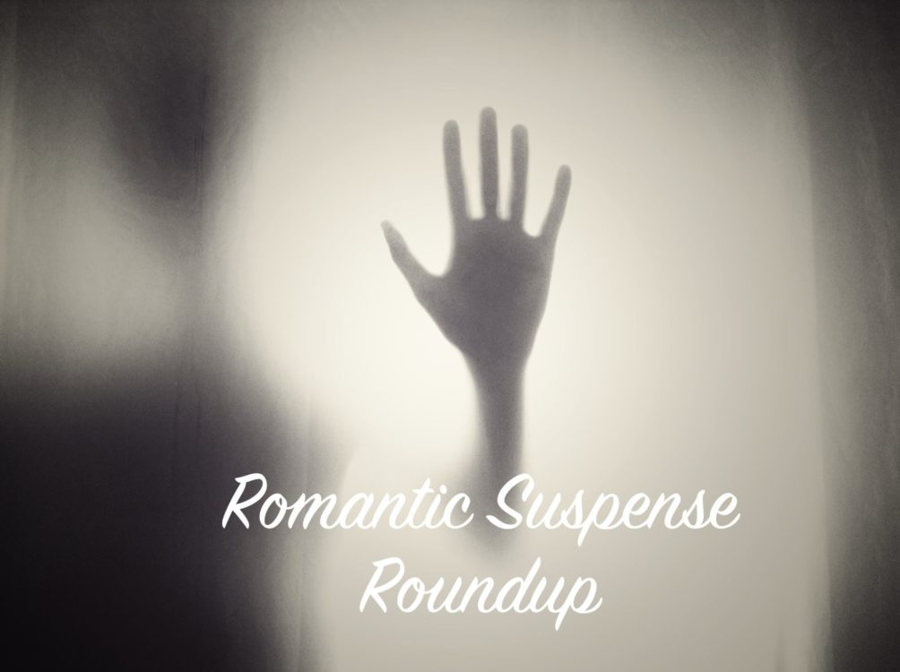 romantic suspense roundup
