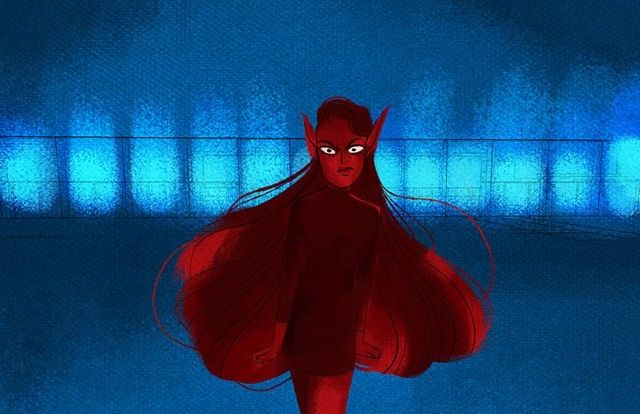 This Lore Olympus Style Guide Will Give You A Fresh New
