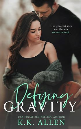 Defying Gravity by K.K. Allen