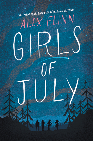 Girls of July by Alex Flynn