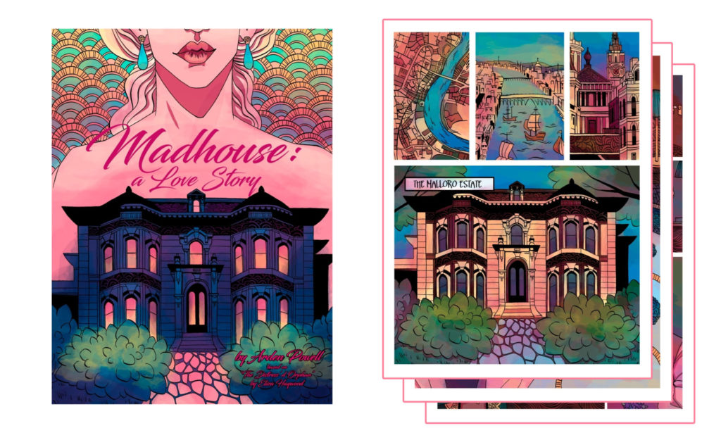 Madhouse: A Love Story by Arden Powell