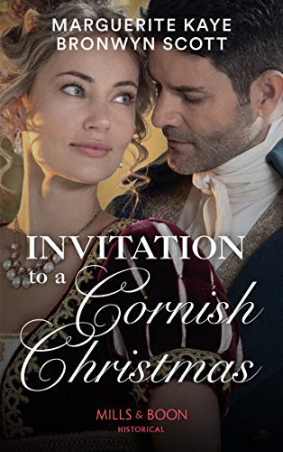 Invitation to a Cornish Christmas by 1Marguerite Kaye and Bronwyn Scott