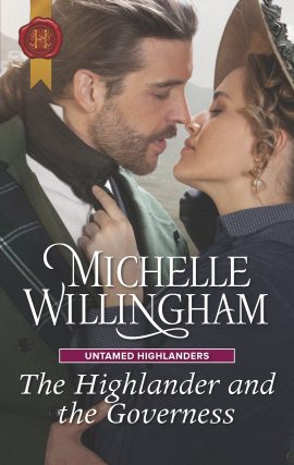 The Highlander and the Governess by Michelle Willingham