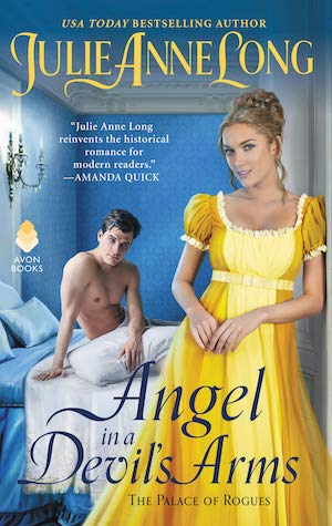 Angel in the Devil's Arms by Julie Anne Long