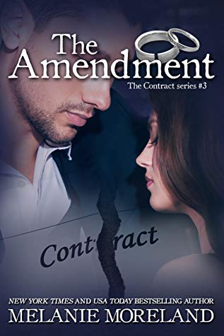 The Amendment (The Contract #3) by Melanie Moreland