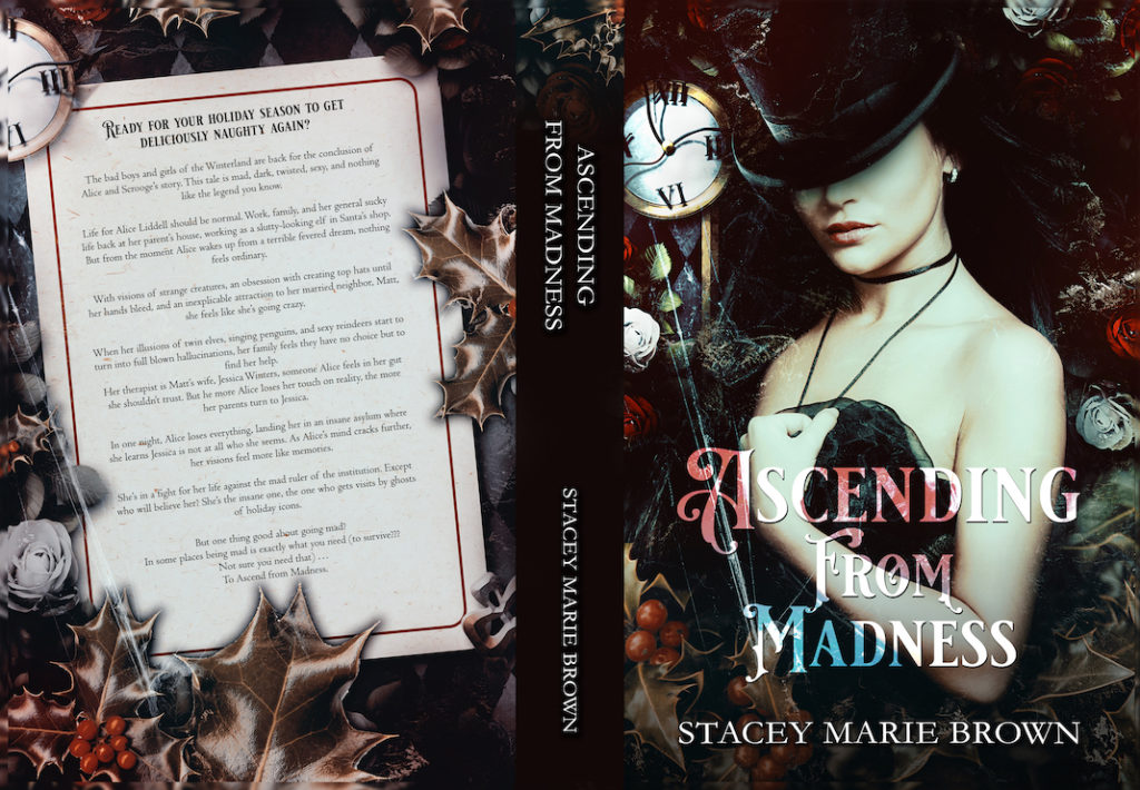 Ascending into Madness by Stacey Marie Brown