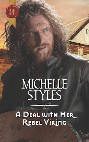 A Deal with her Rebel Viking by Michelle Styles