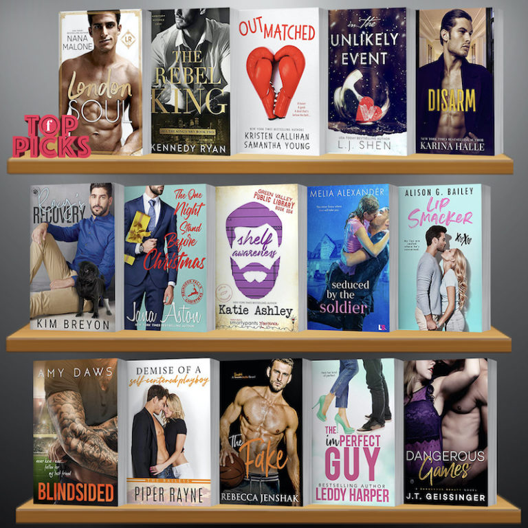 Contemporarily Ever After: Top Picks for the Week of November 17th