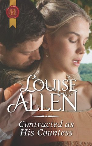 Contracted as his Countess by Louise Allen