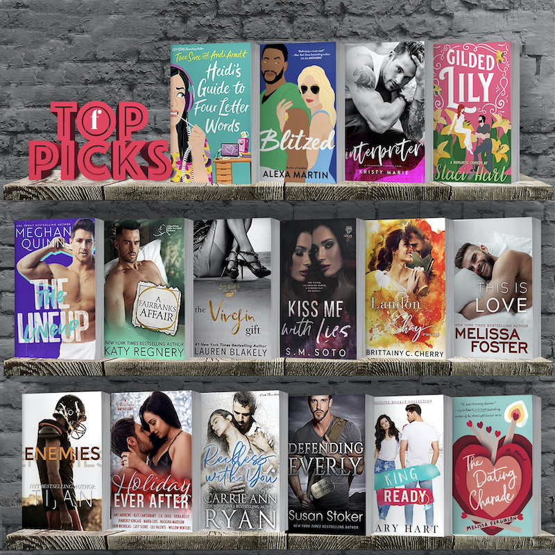 Contemporarily Ever After: Top Picks for the Week of December 1st