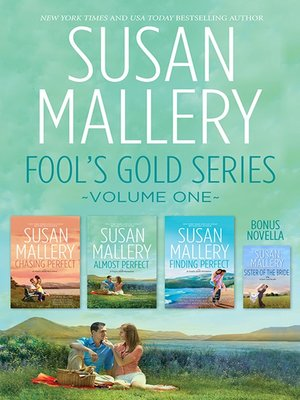 Fool's Gold Series by Susan Mallery