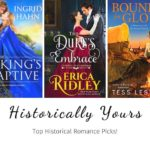 Historically Yours: Top Historical Romance Picks for December 2 to 15