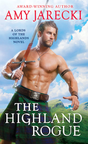 The Highland Rogue by Amy Jarecki