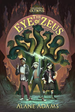 The Eye of Zeus by Alane Adams
