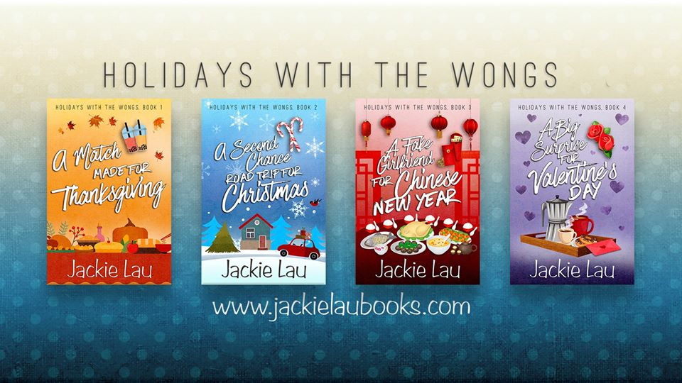 Holidays with the Wongs by Jackie Lau