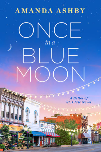 Once in a Blue Moon by Amanda Ashby