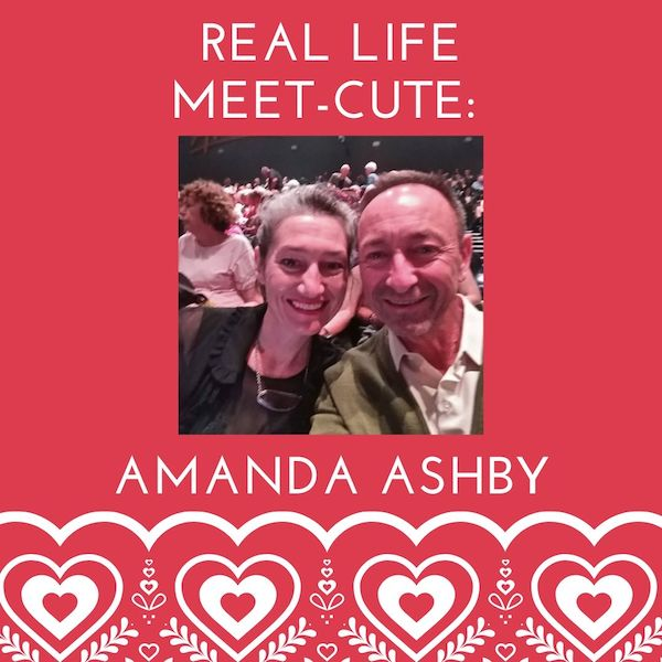 Real Life Meet-Cute: Amanda Ashby