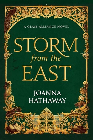Storm From the East by Joanna Hathaway
