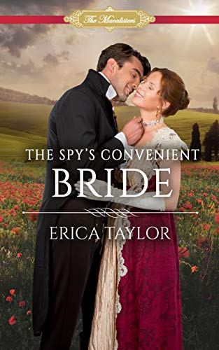 The Spy's Convenient Bride by Erica Taylor