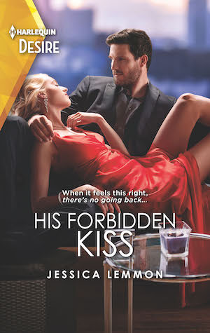 His Forbidden Kiss by Jessica Lemmon