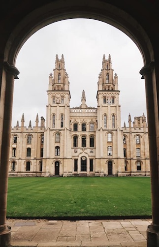 All Souls College and New College
