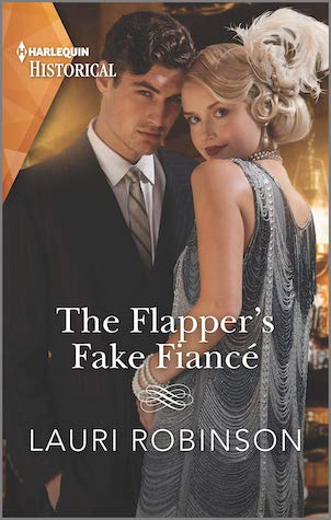 The Flapper's Fake Fiancé by Lauri Robinson