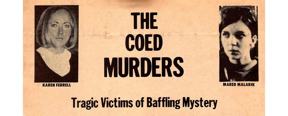Coed Murders Podcast