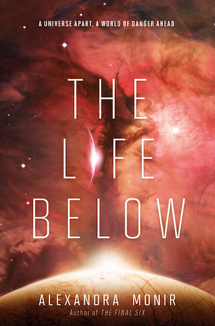 The Life Below by Alexandra Monir