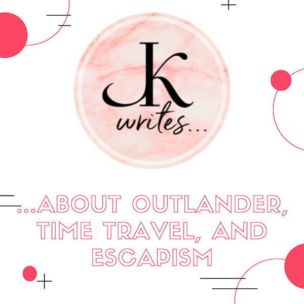 J. Kenner Writes...about Outlander, Time Travel, and Escapism