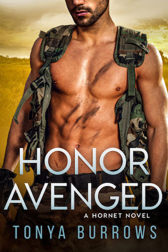 honor avenged by tonya burrows