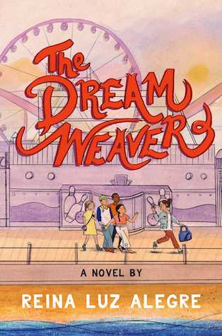 The Dream Weaver by Reina Luz Alegre