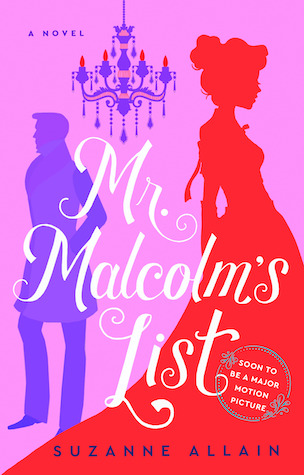 Mr. Malcolm's List by Suzanne Allain