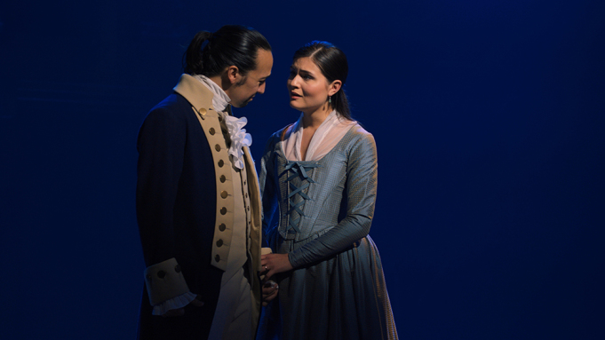 Big Moments from the Hamilton Film Debut