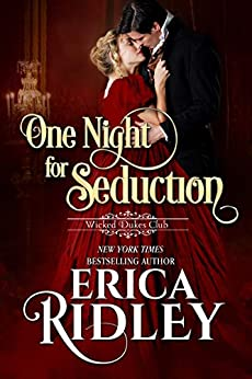 One Night for Seduction by Erica Ridley