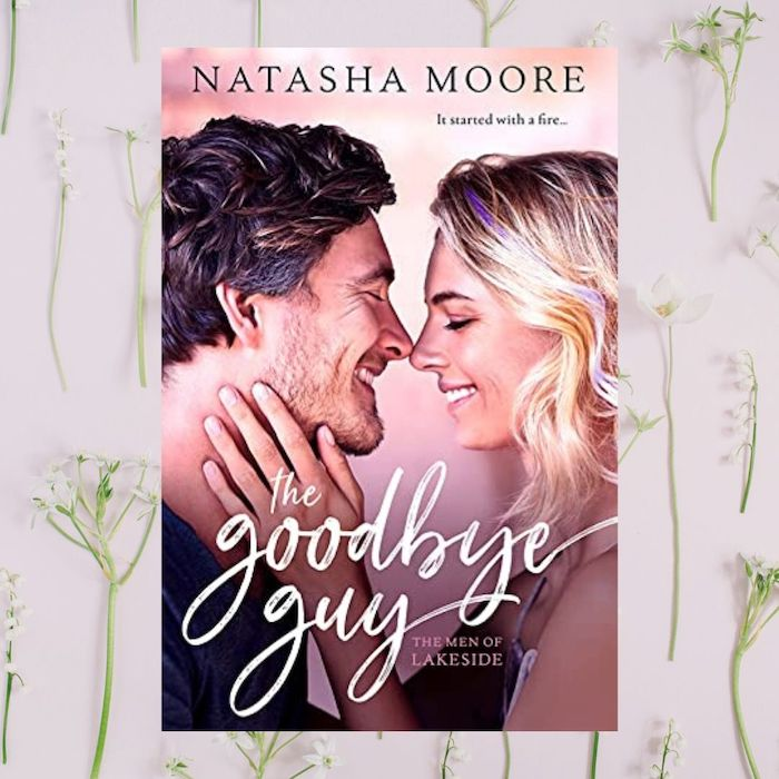 Seasoned Romance Recommendation: The Goodbye Guy by Natasha Moore