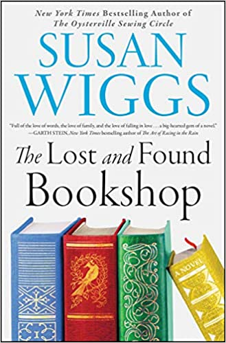 The Lost and Found Bookshop by Susan Wiggs