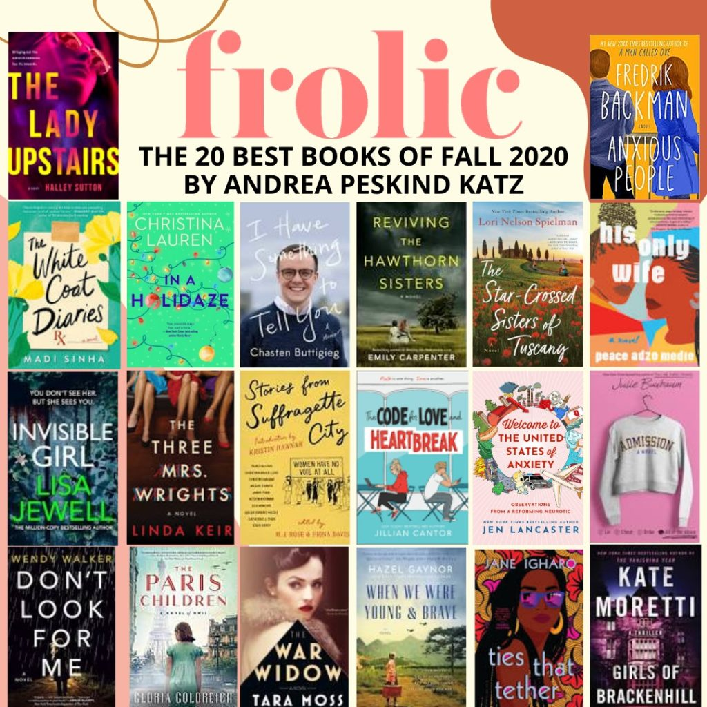 20 Best Books of Fall