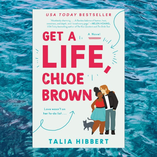 Book of the Week: Get a Life, Chloe Brown