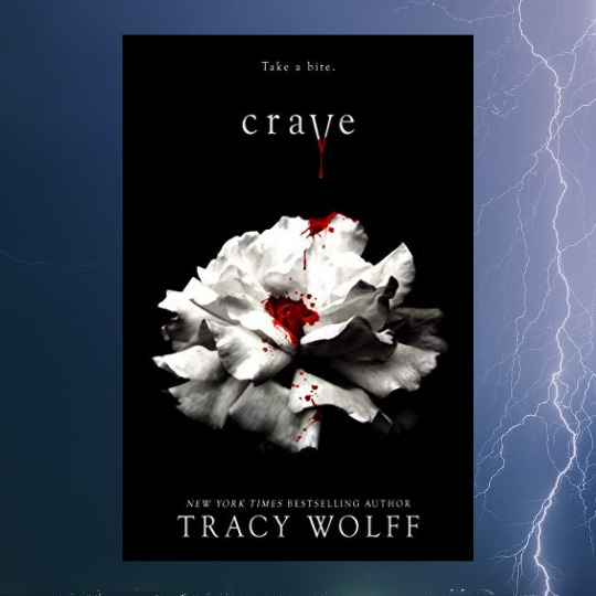 Must-Read Vampire Book Crave by Tracy Wolff