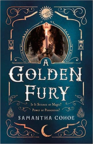 A Golden Fury by Samantha Cohoe